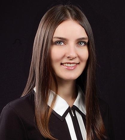 Olesia Goncharova photo