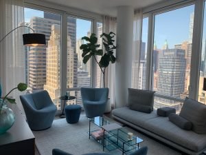 Super Spacious Studio Apt with Stunning views of Midtown East and East River. No Fee! photo