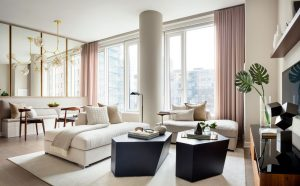 Exquisite Two Bedroom Residence in Hudson Yards, with Turkish Marble Finishes photo