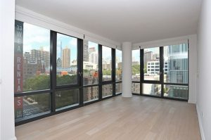 Corner 1 Bedroom With Amazing Views of the City Skyline!! photo