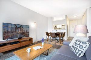 No Fee Luxury 2 bedroom, 1 bath – Midtown West. Amazing Views + W/D! photo