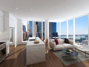 Brand New Hudson Yard 2 Bedroom Apt – Enjoy Boundless Light and Views photo