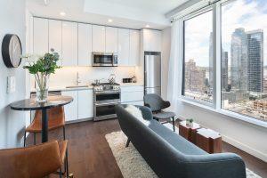 Brand New Hudson Yard Studio Apt – Enjoy Boundless Light and Views photo