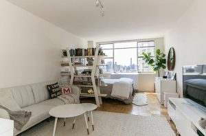 So Much Space and Private Luxury in This Sunny UES Studio photo